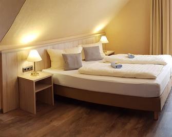 Hotel Vier Linden - Kellenhusen - Bedroom