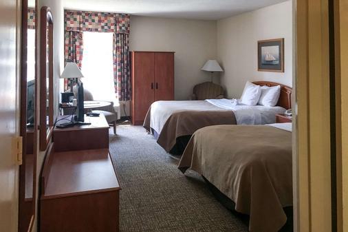 Quality Inn Mystic-Groton - Mystic - Bedroom