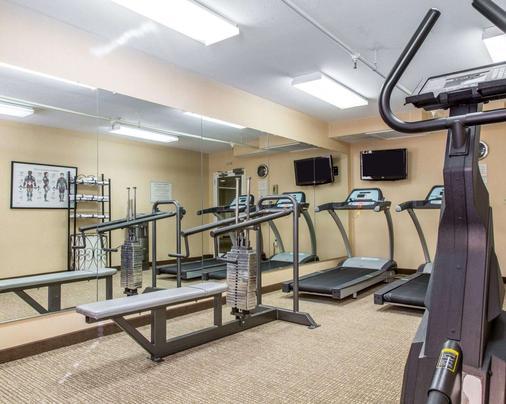 Quality Inn Mystic-Groton - Mystic - Gym