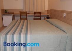 Fluminense Hotel - Rio de Janeiro - Bedroom