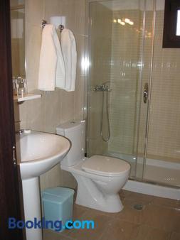 Topaz Apartments - Kokkari - Bathroom