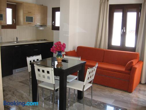 Topaz Apartments - Kokkari - Dining room