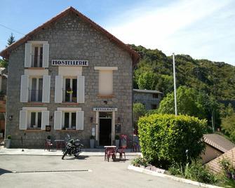 Hostellerie du Randonneur - Isola - Gebouw
