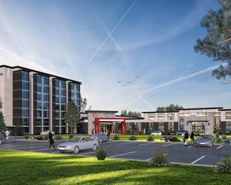 TownePlace Suites by Marriott Oshawa - Oshawa - Building