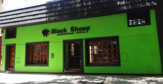 Black Sheep International Hostel - Mendoza - Building