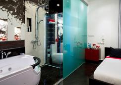 科莫羅夫斯基豪華客房酒店 - 克拉科夫 - 克拉科夫 - 浴室