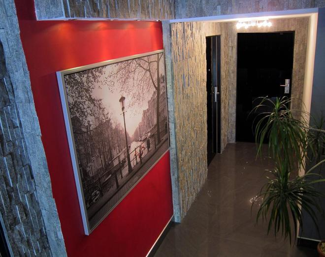 科莫羅夫斯基豪華客房酒店 - 克拉科夫 - 克拉科夫 - 門廳