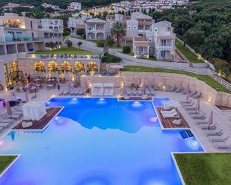 Golden Mare Barbati Hotel - Barbati - Bazén