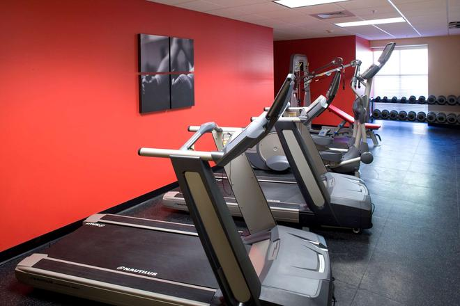 Country Inn & Suites Knoxville West at Cedar Bluff - Knoxville - Fitnessbereich