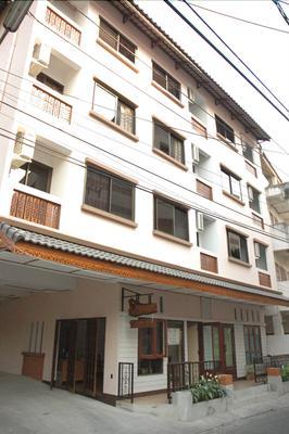 Ban Wiang Guesthouse - Chiang Mai - Toà nhà