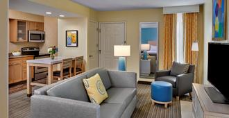 Sonesta ES Suites Providence - Airport - Warwick - Sala de estar