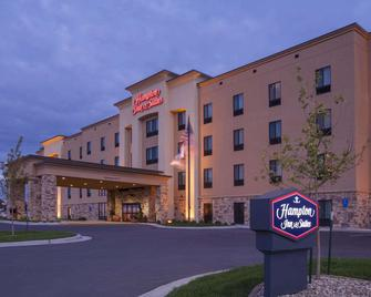 Hampton Inn & Suites Williston, ND - Williston - Toà nhà