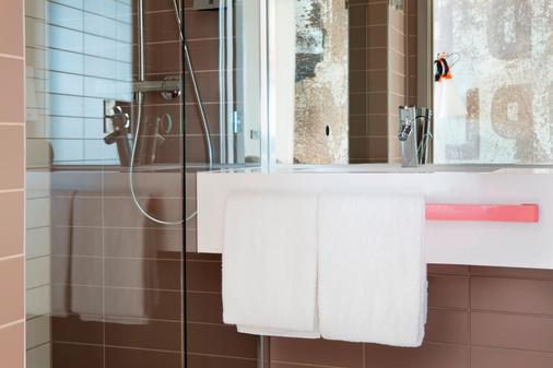 Comfort Hotel Bergen Airport - Bergen - Phòng tắm
