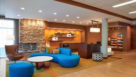 Fairfield Inn & Suites By Marriott Niagara Falls - Cataratas del Niágara - Recepción