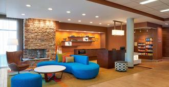 Fairfield Inn & Suites By Marriott Niagara Falls - Cataratas del Niágara - Lobby
