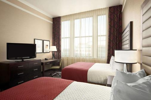 Embassy Suites by Hilton St. Louis Downtown - St. Louis - Κρεβατοκάμαρα