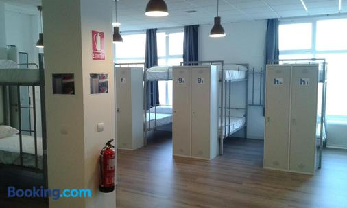 Check in Leon - Hostel/Backpacker - León - Bedroom