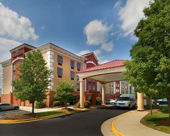 Comfort Suites Dulles Airport - Chantilly - Building