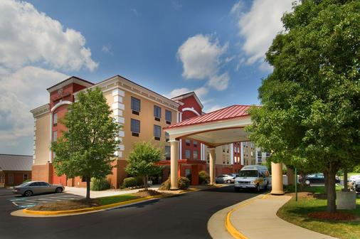 Comfort Suites Dulles Airport - Chantilly - Κτίριο
