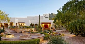 JW Marriott Scottsdale Camelback Inn Resort & Spa - Scottsdale - Building
