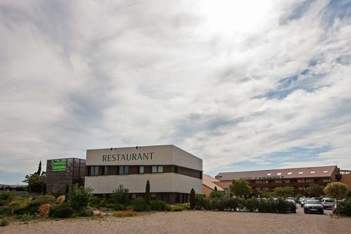 納博訥鐘樓酒店 - 納本 - 納博訥 - 建築