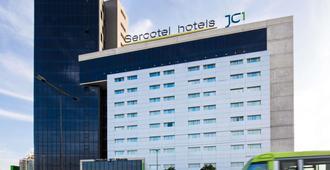 Sercotel Jc1 Murcia - Murcia - Gebouw