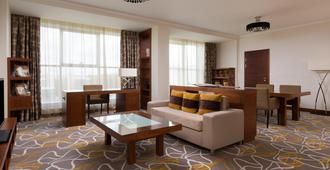 Sheraton Moscow Sheremetyevo Airport Hotel - Moscow - Living room