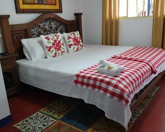Casa Colombia Salento - Salento - Slaapkamer