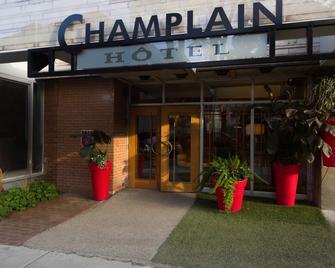 Hôtel Champlain Vieux Québec - Quebec - Edifício