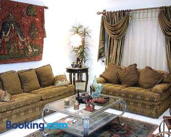 Beautifully Furnished 3bd 2br Pool Gated Condo In Mcallen, Tx - Pharr - Living room