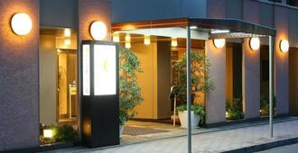 Hotel Hokke Club Hiroshima - Hi-rô-si-ma - Toà nhà