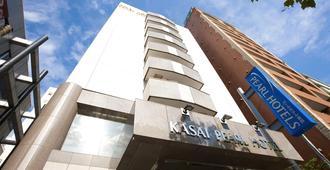 Pearl Hotel Kasai - Tokio - Rakennus