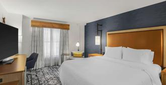 Hampton Inn & Suites Austin - Downtown / Convention Center - Austin - Edificio