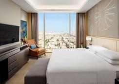 Hyatt Regency Riyadh-Olaya - Riyadh - Bedroom