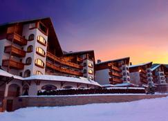 Kempinski Hotel Grand Arena - Bansko - Rakennus