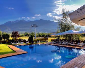 Kempinski Hotel Grand Arena - Bansko - Pool