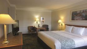 奧斯汀大學區拉昆塔酒店 - 奥斯汀 - 奧斯汀 - 臥室