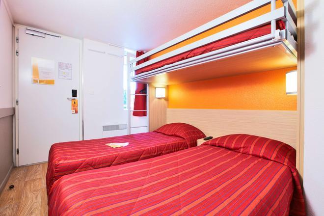 Premiere Classe Montpellier Ouest - Saint Jean de Védas - Saint-Jean-de-Védas - Bedroom