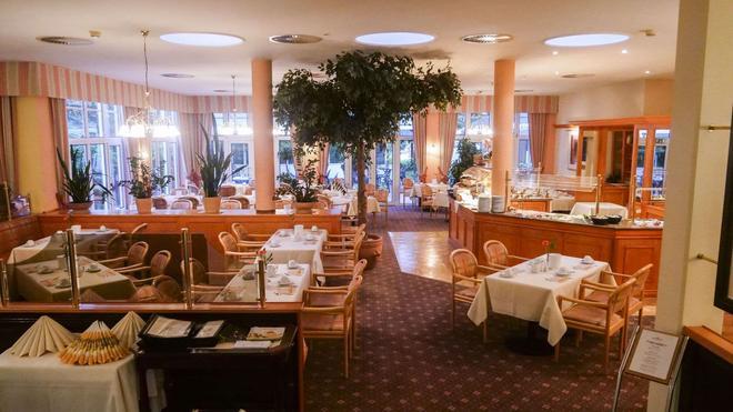 AMBER HOTEL Chemnitz Park - Chemnitz - Restaurante