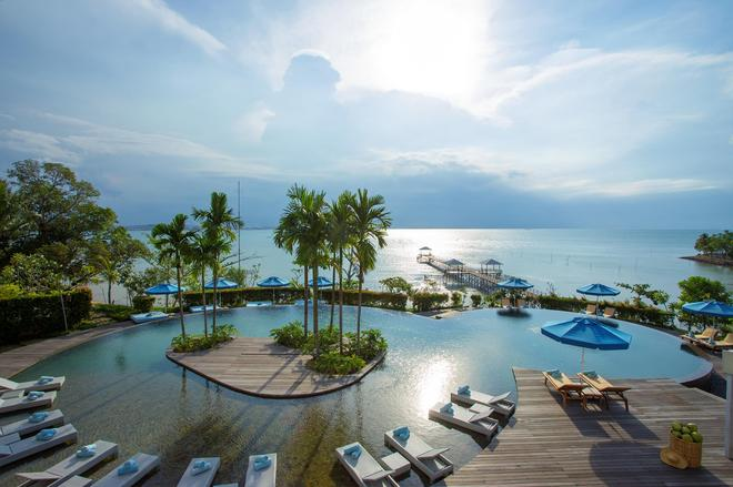 Montigo Resorts Nongsa - Batam - Piscina
