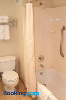 Lamplighter Inn & Suites - San Luis Obispo - Bathroom