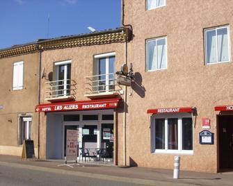 Hotel Restaurant Les Alizes - Le Pouzin - Building