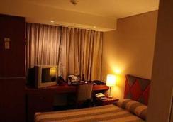 速8酒店北京學院路 - 北京 - 臥室