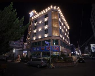 Hotel Gray - Changwon - Building