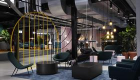 The Student Hotel Amsterdam City - Amsterdam - Lounge