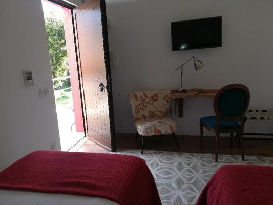 Agartha Boutique Hotel - Stonehouse - Tomar - Bedroom