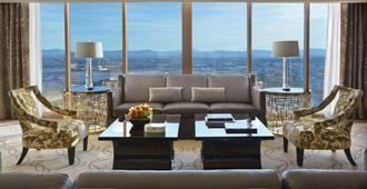 Four Seasons Hotel Las Vegas - Las Vegas - Living room