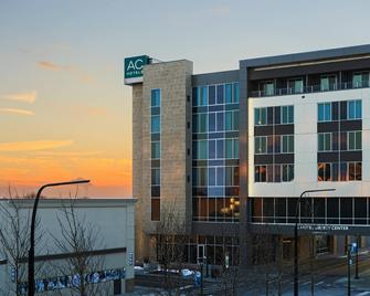 AC Hotels by Marriott Cincinnati at Liberty Center - West Chester - Building