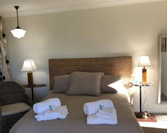Bodalla Dairy Shed Guest Rooms - Narooma - Bedroom