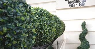 Eden Plaza Kensington Hotel - Londres - Vista del exterior